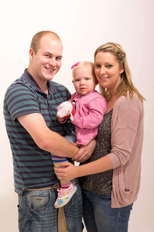 02-Studio Family Portrait Session