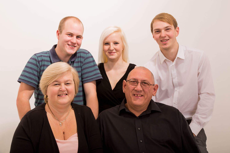 10-Studio Family Portrait Session