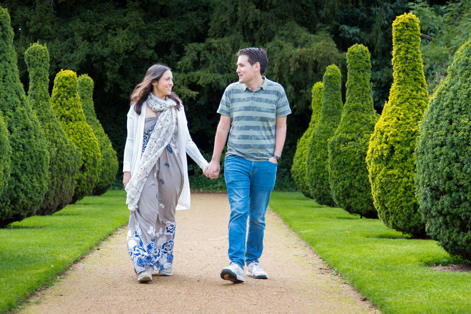 15-Hylands House couples session by Marc Godfree Photography