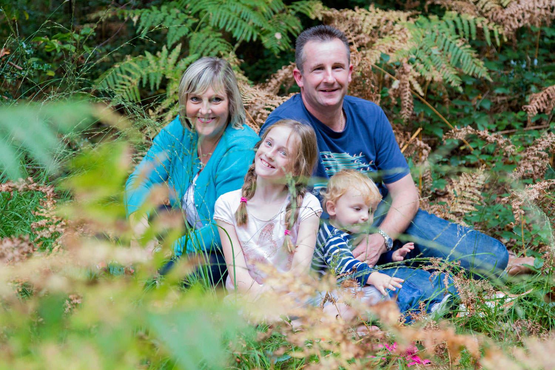 16-Location Family Portrait Session