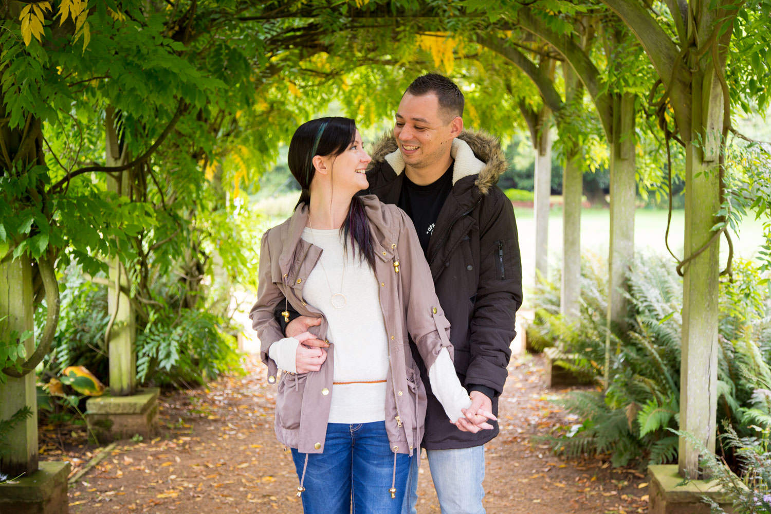 17-Hylands House couples session by Marc Godfree Photography