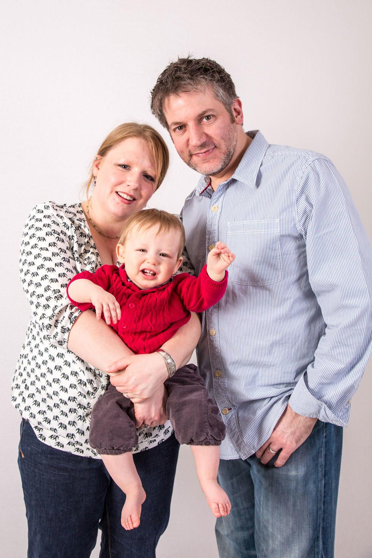 17-Studio Family Portrait Session