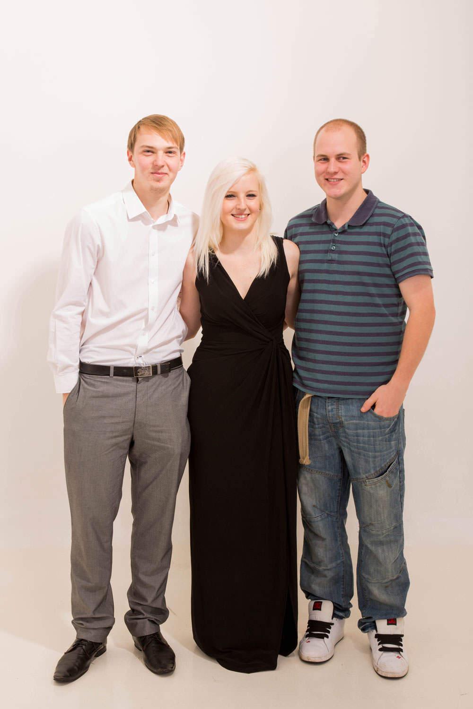 21-Studio Family Portrait Session