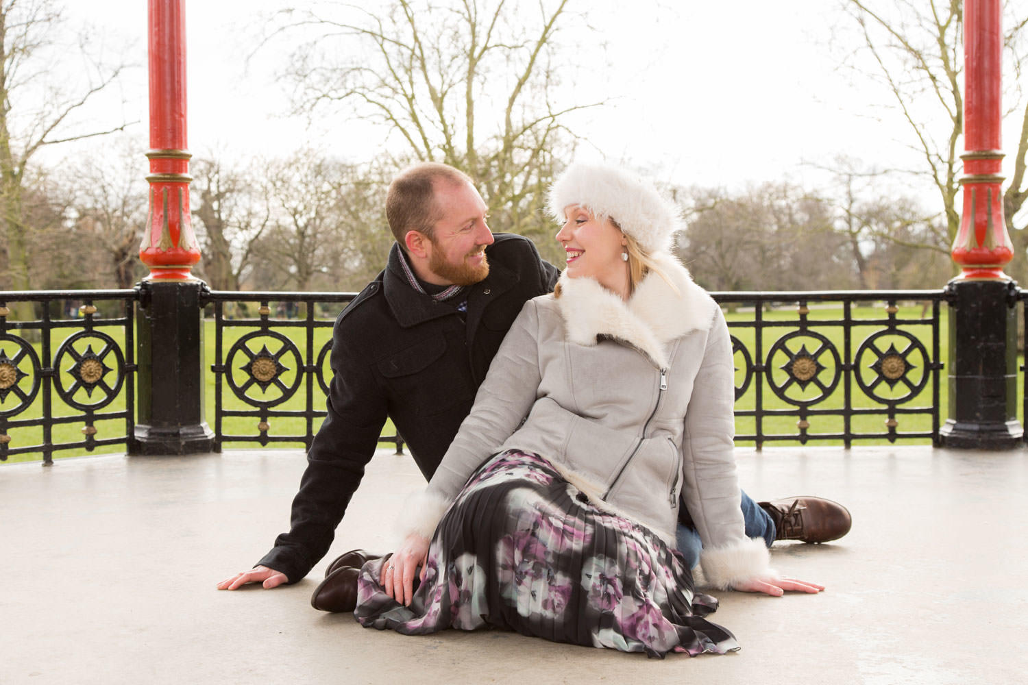 28-Greenwich Park couples session by Marc Godfree Photography